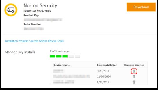 Problem logging into Norton Account from Identity Safe   Norton ...