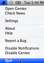 Remove Genieo virus or trojan on Mac