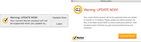 Write Review on Norton