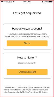 Set up your Norton Core secure network
