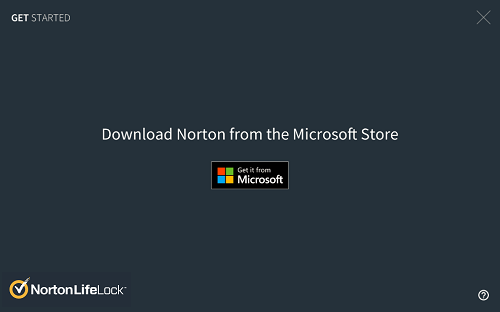 Install Norton Security on Windows 10 in S mode