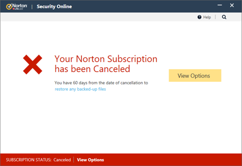 Activate or renew your Norton subscription
