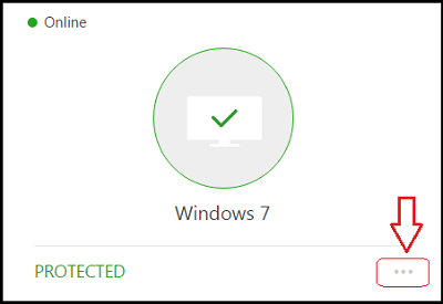 Remove a device from your Norton account