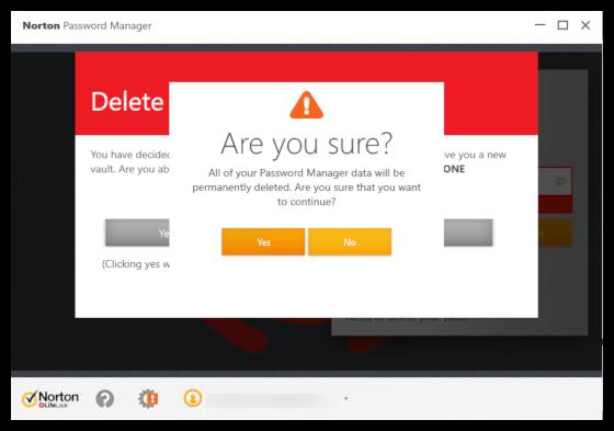 norton password manager ipad