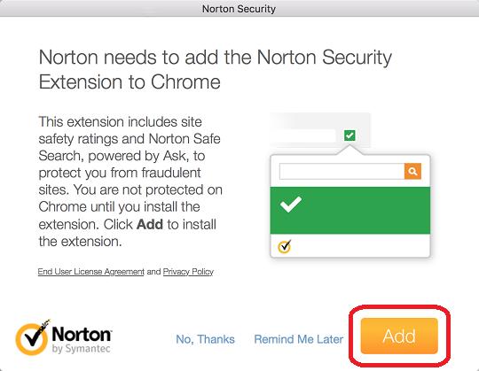 Google Chrome Adding Extention