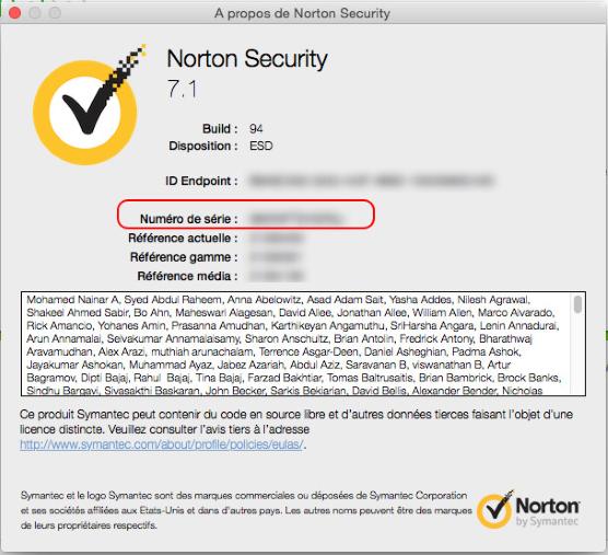 Les différentes fonctionnalités de Norton Antivirus