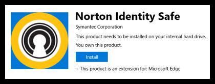 Norton Internet Security installeren ik heb al een code