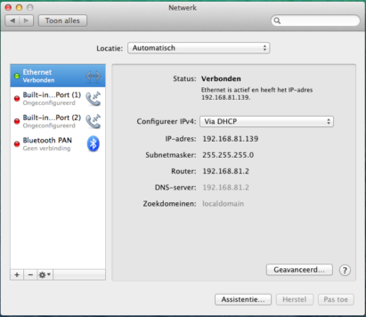 how to join home network mac