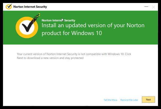 norton antivirus gratis italiano per windows 7