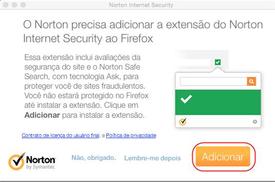 Installieren Sie Norton Internet Security neu